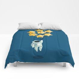 Astronaut's dream Comforters