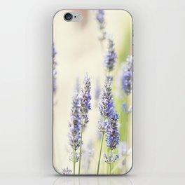 Lavanda. iPhone Skin