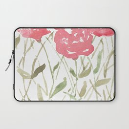 A Bunch Of Red Roses Laptop Sleeve