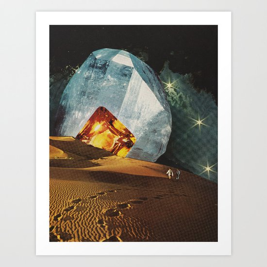 Liars (destiny...) Art Print