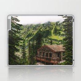 Mountain Chalet Laptop & iPad Skin