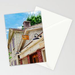 Charleston Architecture LIV Stationery Cards