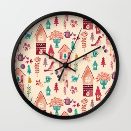 And I Was Daydreaming One Day... Wall Clock