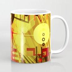 Steampunk city Mug