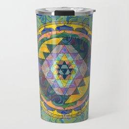 Dynama Sri Yantra Travel Mug