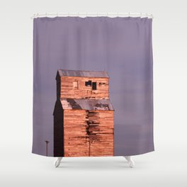 Comanche Sunset Shower Curtain