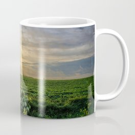 Elderberries and Soybeans Coffee Mug