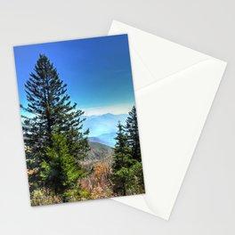 Blue Ridge Mountains North Carolina Stationery Cards
