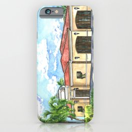 Florida House iPhone Case