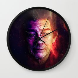 John Hurt tribute Wall Clock