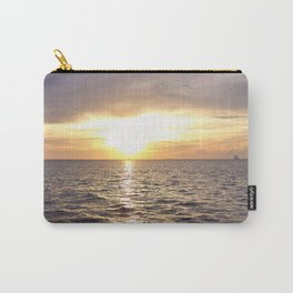 Sunrise over the Indian River Carry-All Pouch