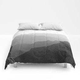 B&W Grand Canyon Sunrise Comforters