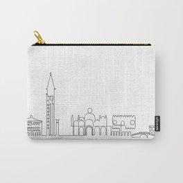 Venice Skyline Carry-All Pouch