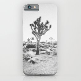 JOSHUA TREE IV / California Desert iPhone Case