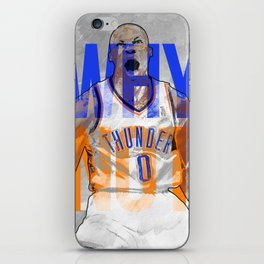 Russ! iPhone Skin