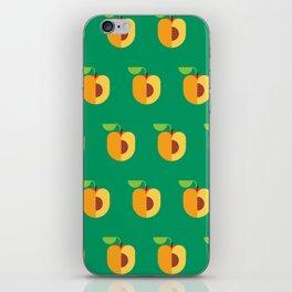 Fruit: Apricot iPhone Skin