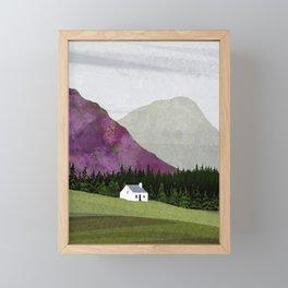 Spring and Summer Framed Mini Art Print