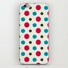 Like a Leaf [spots] iPhone & iPod Skin