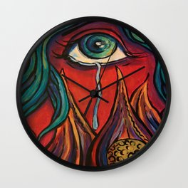 What did you see? Wall Clock
