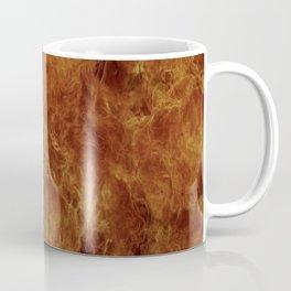 When A Fire Starts To Burn Coffee Mug