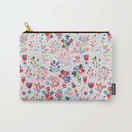 Berries Pattern 10 Carry-All Pouch