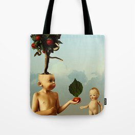 A New Breed Tote Bag