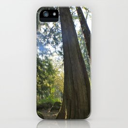 Tree Tree Tree iPhone Case