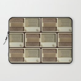 Vintage Sounds Laptop Sleeve
