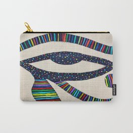 The Eye of Horus Carry-All Pouch