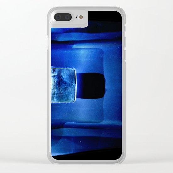 Frozen Silo Clear iPhone Case