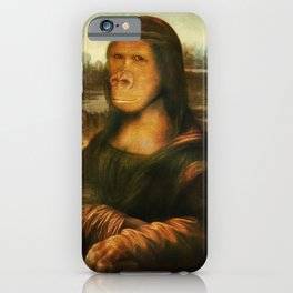 Mona Rilla iPhone Case