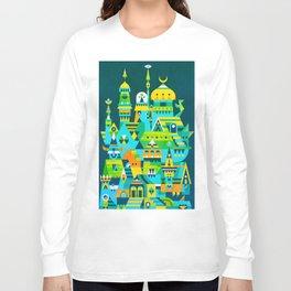 Structura 7 Long Sleeve T-shirt