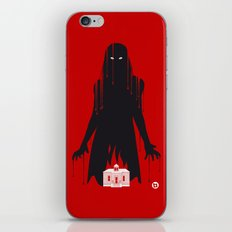Carrie (Red Collection) iPhone & iPod Skin