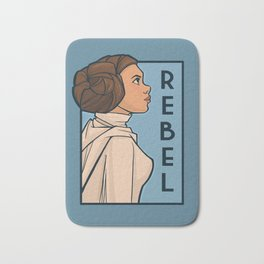 Rebel Bath Mat