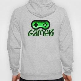 Gamer Green Hoody
