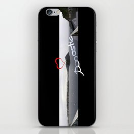 donostia iPhone Skin
