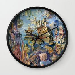 Lucidity Wall Clock