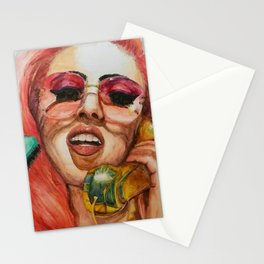 La Kali Uchis Stationery Cards
