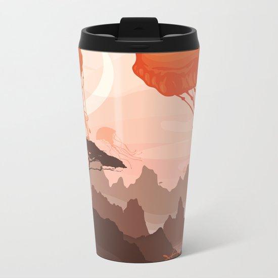 Eclipse Metal Travel Mug