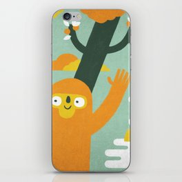 Mango Hunter iPhone Skin