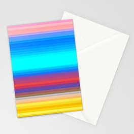 Re-Created Spectrum LIV by Robert S. Lee Stationery Cards