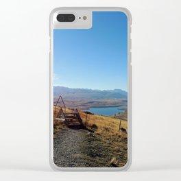 Cowan's Hill Stile Clear iPhone Case