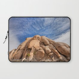 Joshua Tree Rocks Laptop Sleeve