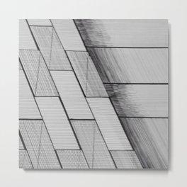 Edge Clinch Metal Print