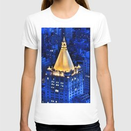 New York Life Building T-shirt