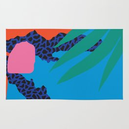 Tropical Cocktail by Zulu Zion Rug
