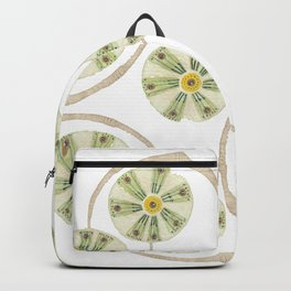Flower Circle Backpack
