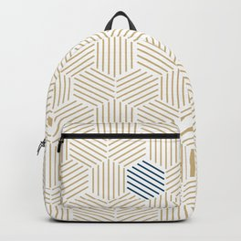Hive Gold #397 Backpack
