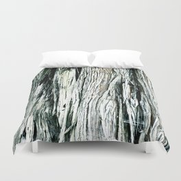 TREE BARK Duvet Cover