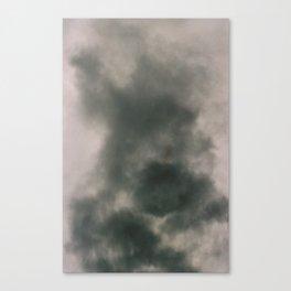 S M O K E Canvas Print